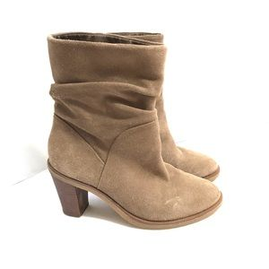 Vince Camuto heeled slouch boots